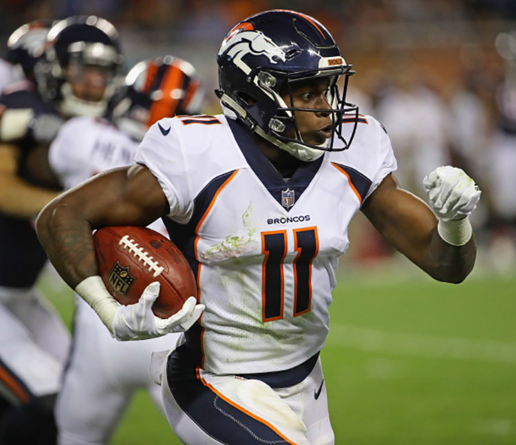 Former Broncos Player Arrested: Broncos WR Carlos Henderson Arrested In Louisiana For