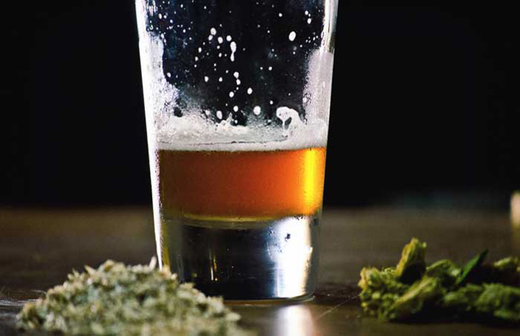 Image result for Real Cannabis Beer To Push Infusion Trend Sky-High