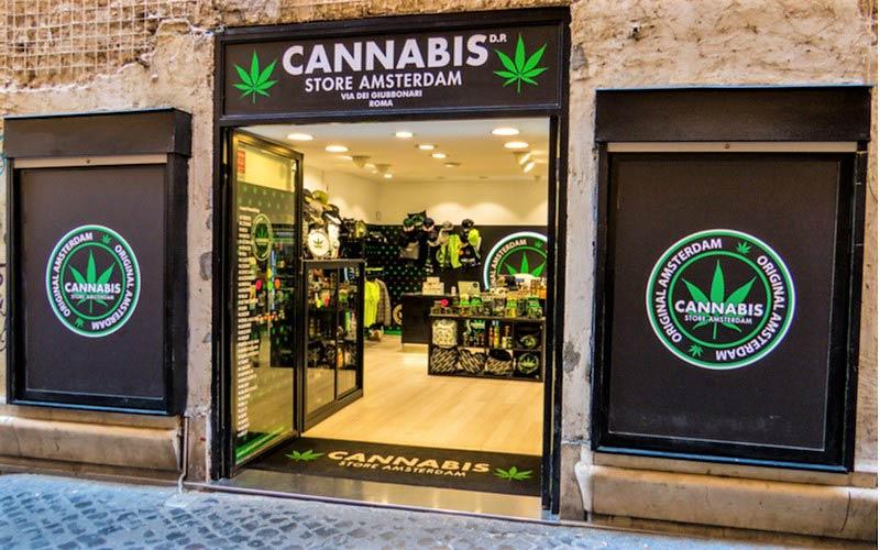 Cannabis Light: The Confusing Illusion Of Legal Marijuana In Rome | 420  MAGAZINE ®